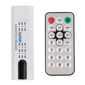 TV-Tuner DVB-T2 (USB 2.0, DVB-T/T2, FM-радио, ПДУ)