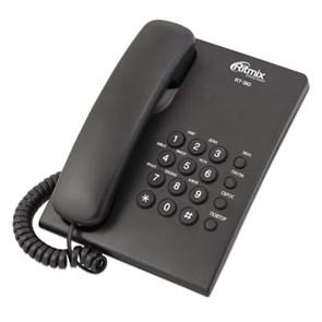 Телефон Ritmix RT-310 черный