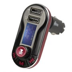 ФМ-передатчик Ritmix FMT-A780 (MP3 в прикуриватель а/м) + з/у USB 5V 2100mA