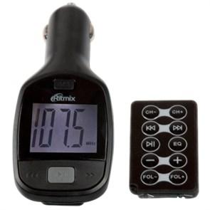 ФМ-передатчик Ritmix FMT-A705 (MP3 в прикуриватель а/м, microSD)