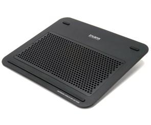 """Подставка (охлаждение) для ноутбука Zalman ZM-NC1500 (до 17"""",2х70мм 18-23.5dB, белый)"""