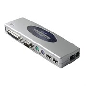Порт-репликатор для ноутбуков 2-USB/2-PS/2/COM/LPT (внеш. питание) Rovermate Docks