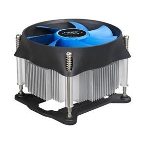 Кулер для S.1156/1155 Deepcool THETA 31 PWM (PWM, 100mm, Al+Cu, на винтах)