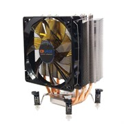 Кулер для S.1366 Cogage TRUE Spirit-1366 (670g, 4xheatpipes, 120mm fan)