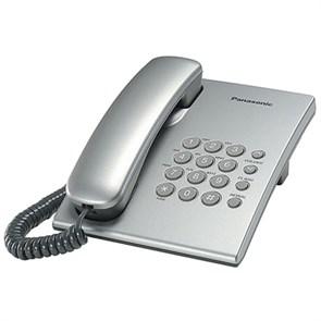 Телефон Panasonic KX-TS2350RUS (серебристый металлик)