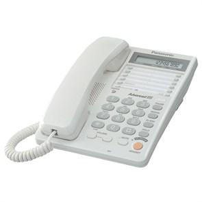 Телефон Panasonic KX-TS2365RUW (белый)