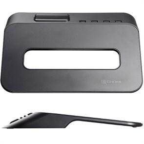 """Подставка (охлаждение) для ноутбука Cooler Master Choiix Mini Air-Through, 15"""", 2xUSB (C-HL03-KP)"""