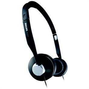 Наушники Philips SHL9500/00 (оголовье, открытые, чёрные, 10Гц-28кГц, 32Ом, 105 дБ/мВт, 3.5мм, кабель 1,5 м)