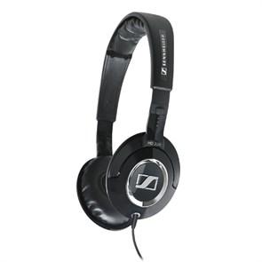 Наушники Sennheiser HD 228 Black (оголовье, закрытые, чёрные, 18Гц-22кГц, 24Ом, 110дБ, 3.5мм, кабель 1,4 м)