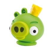 USB 2.0 Flash Drive 8GB Emtec Angry Birds A101, Фигурка King Pig (EKMMD8GA101)