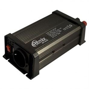 Адаптер питания автомобильный 12v -> 220V 400W Ritmix RPI-4001 + 5V USB (в прикуриватель)