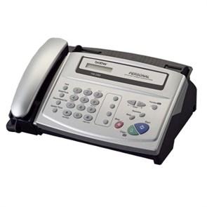 Факс Brother Fax-236S (термобумага, автообрезка, а/податчик 10л)