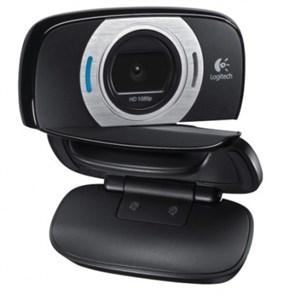 Logitech C615 HD Webcam (1920x1080, микрофон) (960-001056)