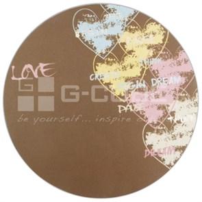 "Коврик для мыши A4Tech GMH-20L, рисунок ""Love"", серия ""So Happy Together"""