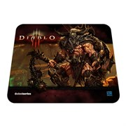 Коврик для мыши Steelseries QcK Diablo Barbarian Edition 320x270мм (67222)