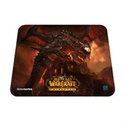 Коврик для мыши Steelseries QcK WoW Cataclysm Deathwing 332х273мм (67208)