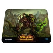 Коврик для мыши Steelseries QcK WoW Goblin 332х273мм (67209)