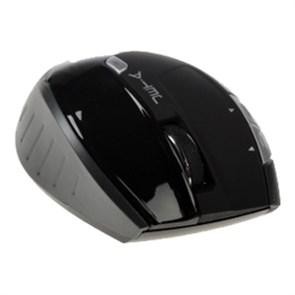 Мышь Jet.A OM-U17, Black, Optical, 800/1600dpi, USB