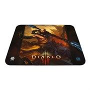 Коврик для мыши Steelseries QcK Diablo III Monk Edition 320x270мм (67228)