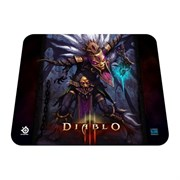 Коврик для мыши Steelseries QcK Diablo III Witch Doctor Edition 320x270мм (67223)