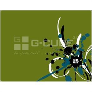 """Коврик для мыши A4Tech G-Cube GMPS-20T, коллекция """"Paint Splash"""""""
