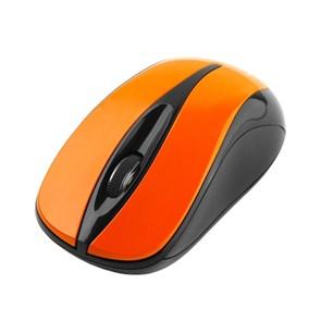 Мышь беспров. Gembird MUSW-325-O, оранжевая, 1000dpi