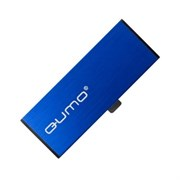 USB 2.0 Flash Drive 8GB Qumo Aluminium