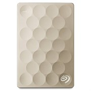 "USB 3.0 HDD 2.5"" 1 TB Seagate Backup Plus Ultra Slim, Gold (STEH1000201)"