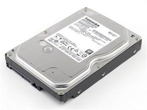 SATA 500 GB Toshiba (DT01ACA050) SATA-3 6Gb/s, 7200rpm, 32MB