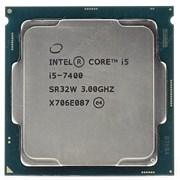 Intel Core i5-7400 6Мб, 3.0-3.5ГГц, Intel® HD Graphics 630, S1151, 65W, OEM