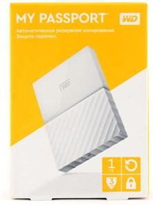 "USB 3.0 HDD 2.5"" 1 TB WD My Passport™ White (WDBBEX0010BWT-EEUE)"
