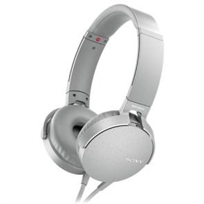 Гарнитура Sony MDR-XB550APW (MDRXB550APW.E)