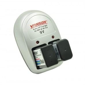 "Зарядное устройство Vanson V-828 (для 1-2 6F22(""Крона""))"