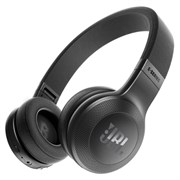 Гарнитура JBL E45BT Black (оголовье, Bluetooth) (JBLE45BTBLK)