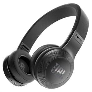 Гарнитура JBL E45BT Black (оголовье, Bluetooth)