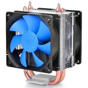 Кулер для S.2011/1366/115X/775/AMD Deepcool ICE BLADE 200M (TDP 130W, heatpipe, Al+Cu)