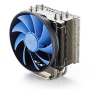 Кулер для S.2011/1366/115X/775/AMD Deepcool GAMMAXX S40 (TDP 130W, heatpipe, Al+Cu, PWM)