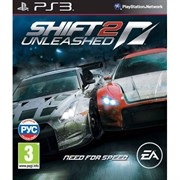 Need for Speed Shift 2 Unleashed - русская версия [PS3]