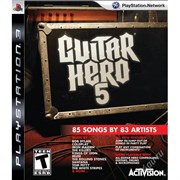 Guitar Hero 5 [PS3]