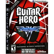 Guitar Hero Van Halen [PS3]