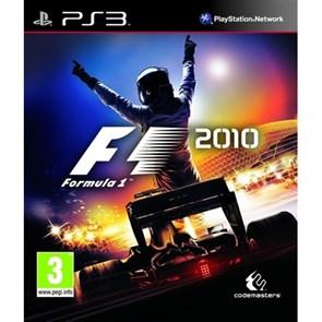 Formula One 2010 [PS3, русская версия]