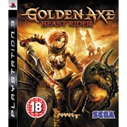 Golden Axe: Beast Rider [PS3]