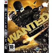 Особо опасен: Орудие судьбы (Wanted: Weapons of Fate) [PS3]