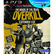 House of the Dead Overkill Extended Cut (с поддержкой PS Move) [PS3]
