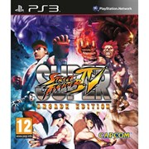 Super Street Fighter IV Arcade Edition [PS3]