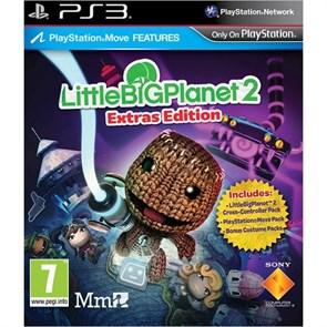 LittleBigPlanet 2 Расширенное издание (с поддержкой PS Move) [PS3, русская версия]