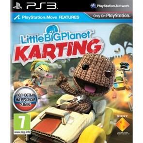 LittleBigPlanet Картинг (с поддержкой PS Move) [PS3, русская версия]
