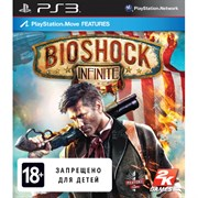 BioShock Infinite [PS3, русская документация]