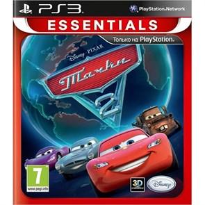 Disney/Pixar. Тачки 2 (Essentials) [PS3, русская версия]