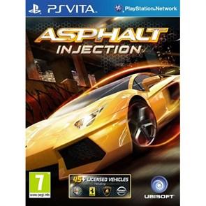 Asphalt Injection [PS Vita]
